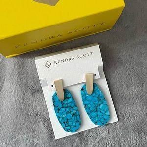 Kendra Scott Aragon Drop Earrings